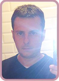 欧米人男性写真